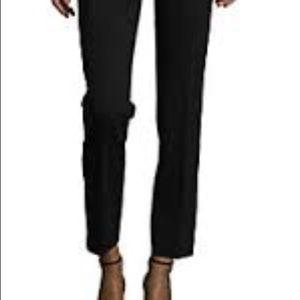 Calvin Klein Black Crop